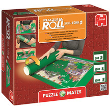 Jumbo Puzzle Mates Puzzle Roll