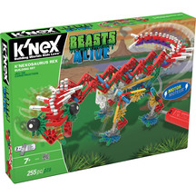 K'NEX K'NEXosaurus Rex Building Set
