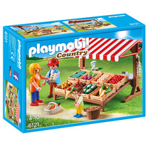 Playmobil Farmers Market