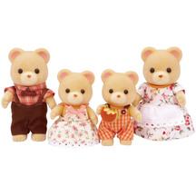 Sylvanian Families Bear Family