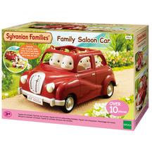 Sylvanian Families Red Mini Family Car