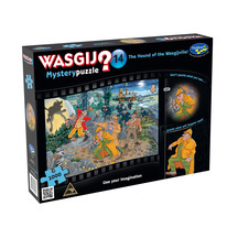 Wasgij Mystery #14 1000pc Puzzle - The Hound of The Wasgi...