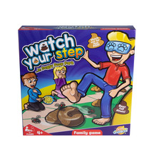 Watch Your Step Family Game