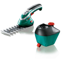 Bosch Cordless Shrub and Grass Shear Set