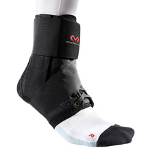 McDavid Ultra Light Ankle Brace Black