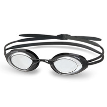 Head Goggle Stealth Black Clear