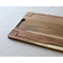 Seneca Rectangular Wooden Chopping Board