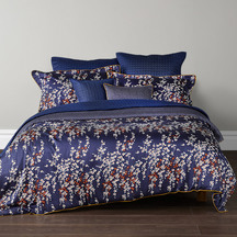 Christy Morello Blossom Midnight Duvet Set