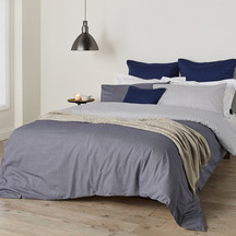 Christy Kimono Midnight Duvet Set