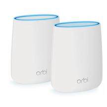 Netgear Orbi AC2200 Tri-band WiFi Mesh System - 2 Pack