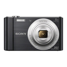Sony DSC-W810 Cyber Shot Camera - Black