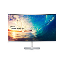 "Samsung 27"" Frameless Curved Monitor"