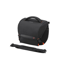 Sony LCS-SC8 Soft Carrying Case- Black