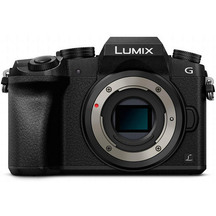 Panasonic G7 Body Camera Black