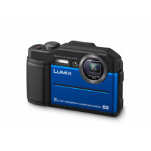 Panasonic DC-FT7GN-A Tough Camera Blue