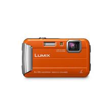 Panasonic FT30 Orange Tough Camera