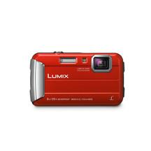 Panasonic DMC-FT30GN-R Tough Camera Red
