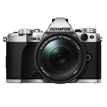 Olympus OM-D E-M5 Mark II Adventure 14-150mm Lens Kit - S...