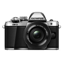 Olympus E-M10 Mark II Camera Mirrorless 14-42 EZ