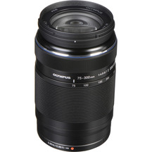 Olympus ZUIKO 75-300MM f4.8-6.7 (version 2) lens