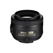 Nikon AFSDX Nikkor 35MM F1.8G Lens