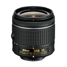 Nikon Nikkor AF-P DX18-55mm F3.5-5.6 VR Compact Version Lens