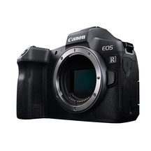 Canon EOS R Body With EF Adaptor