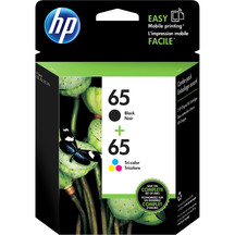 HP 65 Ink Combo Pack