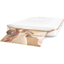 HP Sprocket Plus Printer - White