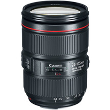 Canon EF 24-105mm F/4L IS USM II Lens