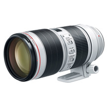 Canon EF 70-200mm f/2.8L IS USM Mark III Lens