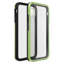 Lifeproof Slam Case for iPhone XS Max - Black Lime