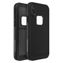 Lifeproof Fre Case for iPhone XR - Black