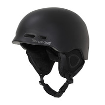 T7 Axis Snow Helmet - Matt Black