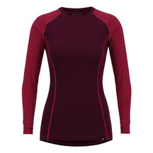 Torpedo7 Women's Nano Core Thermal Long Sleeve Top - Burg...