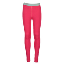 Torpedo7 Youth Nano Core Thermal Tights - Rose/Raspberry
