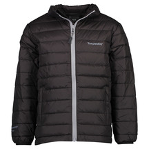 Torpedo7 Kids Yeti Jacket - Black