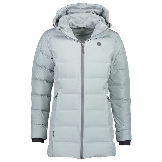 282eb8e07f7 Fly Buys: Torpedo7 Womens Mystic V2 Down Jacket - Light Grey
