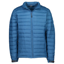 Torpedo7 Mens Belay V4 Down Jacket - Coastal