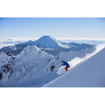 Mt Ruapehu One day Adult All Mountain Lift Pass - Weekday...