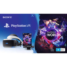 PlayStation 4 VR Headset Bundle