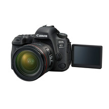 Canon EOS 6D Mark II DSLR Camera with 24-70mm Lens