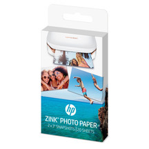 HP Sprocket ZINK Photo Paper 20 Pack