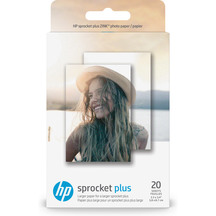 HP Sprocket ZINK Photo Plus Paper 20 Pack
