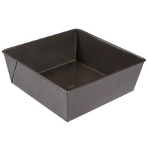 Bakers Secret Deep Square Cake Pan