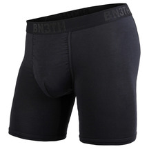 Bn3th Mens Classic Boxer Brief - Black/BlacK