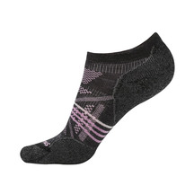 Smartwool Wmns PhD Outdoor Light Micro Socks - Charcoal
