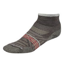 Smartwool Wmns PhD Outdoor Light Mini Socks - Taupe