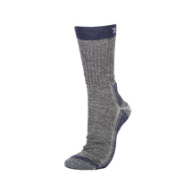 T7 Aspire Hiking Socks - Charcoal/Ink Blue