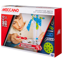 Meccano Inventor Set 3 - Geared Machines